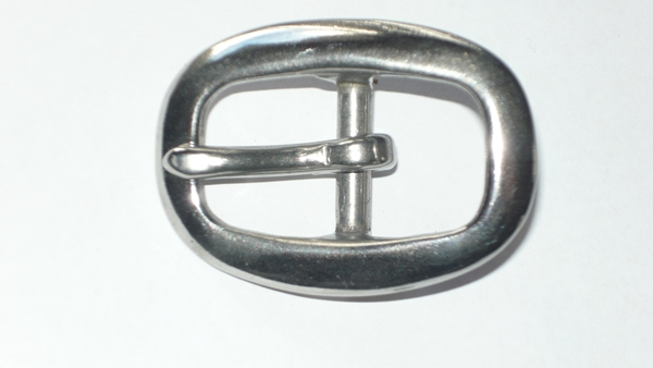 Stainless steel buckle 19mm Swage